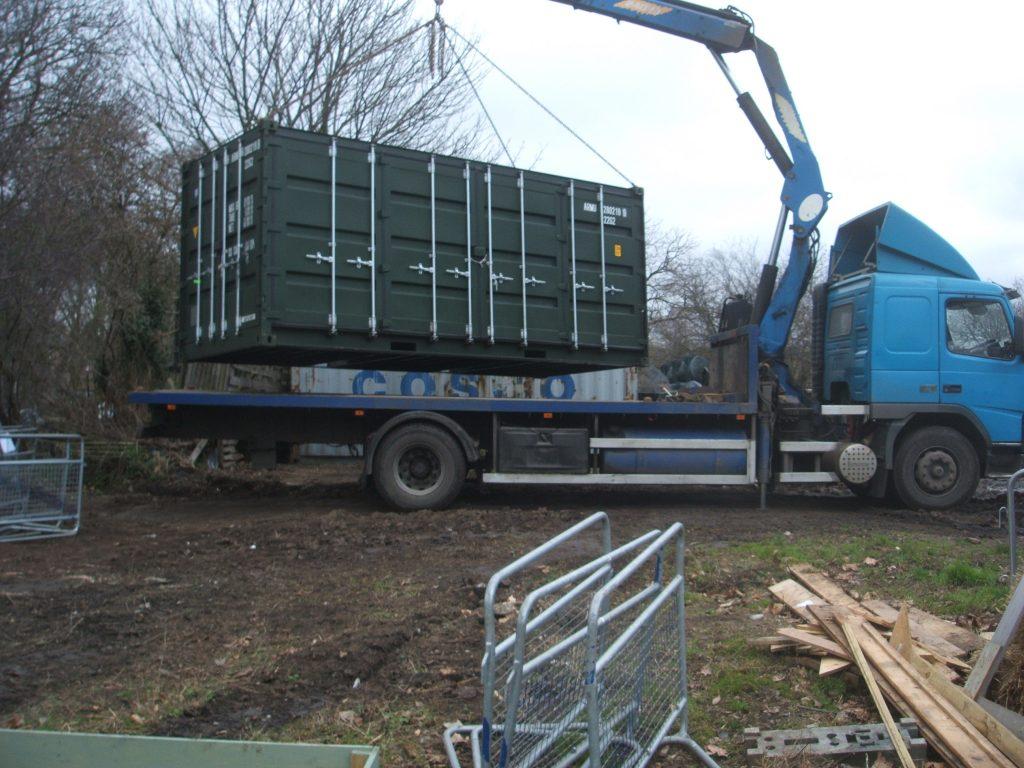 unloading 2